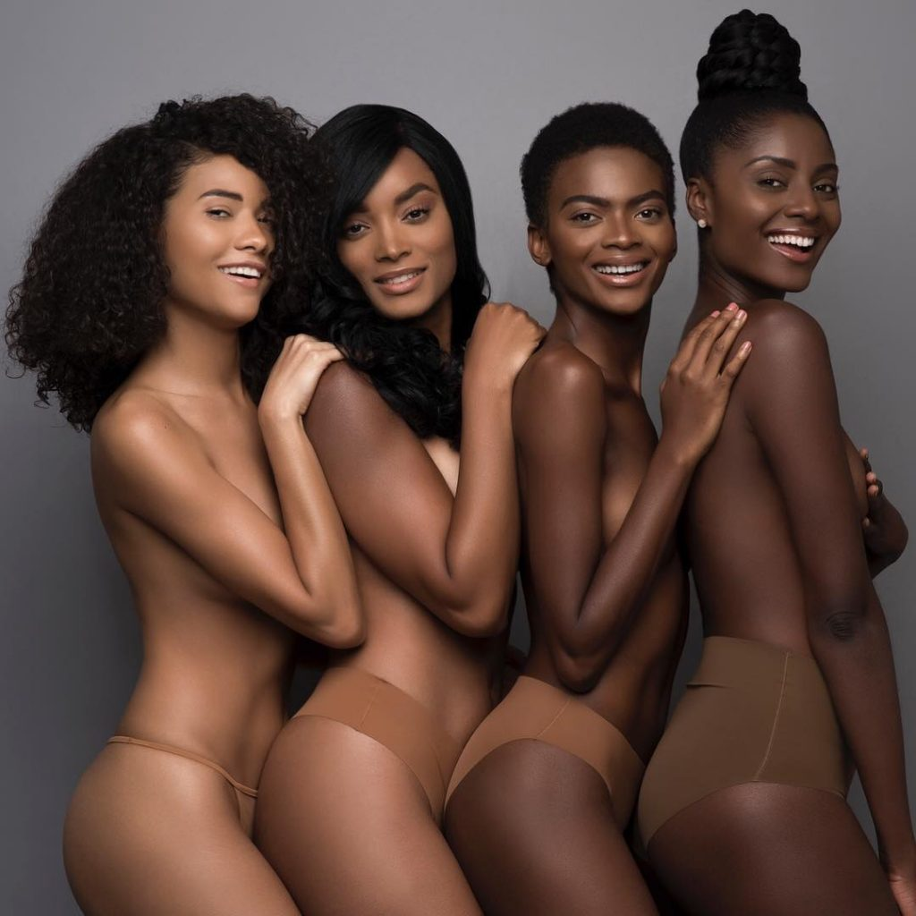 naked ebony fucked
